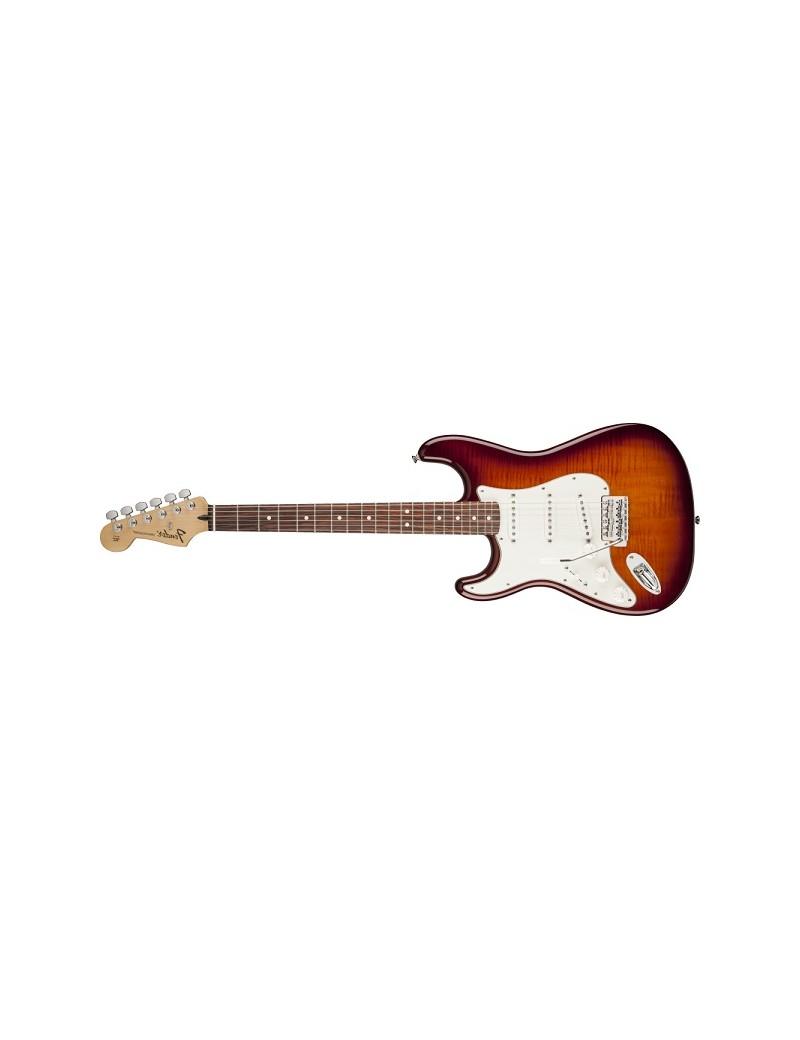 Standard Stratocaster® Plus Top Left Handed, Rosewood Fingerboard,Tobacco Sunburst