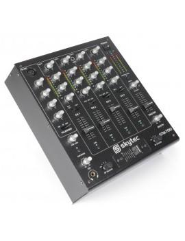 STM-7010 Mixer 4-Channel DJ Mixer USB