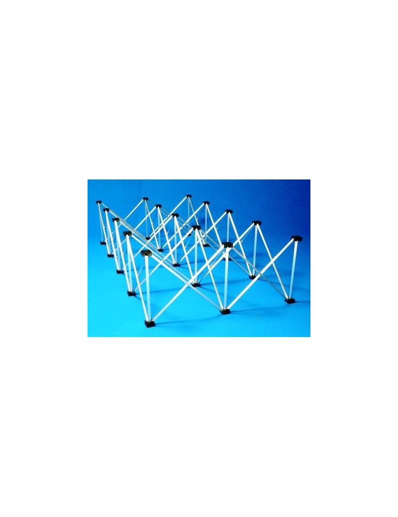 STRUTTURA RETICOLARE THEATART CM 200X100 H. 80 CM