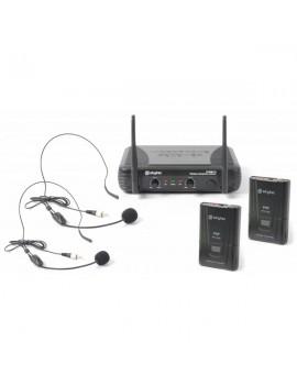 STWM712H 2-Channel VHF Wireless Headset