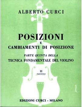 Tecnica fondamentale del violinoParte 5 Volume 2