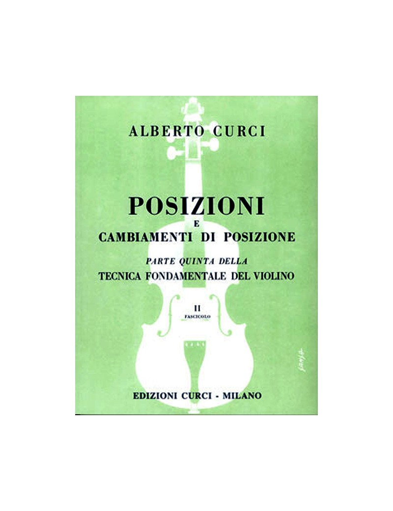 tecnica fondamentale del violino parte 2  Tecnica fondamentale del violino, Parte 5 Volume 2