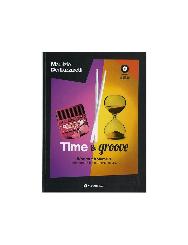 Time & Groove - Workout Volume 1 Maurizio De Lazzaretti