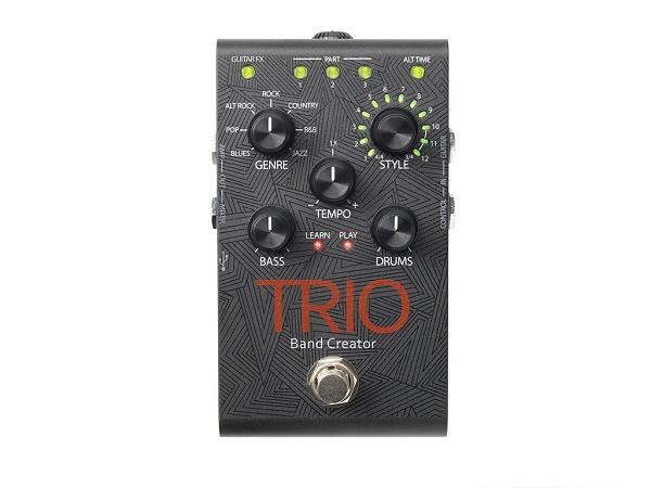 """Trio """"Band Creator"""" Pedale"""