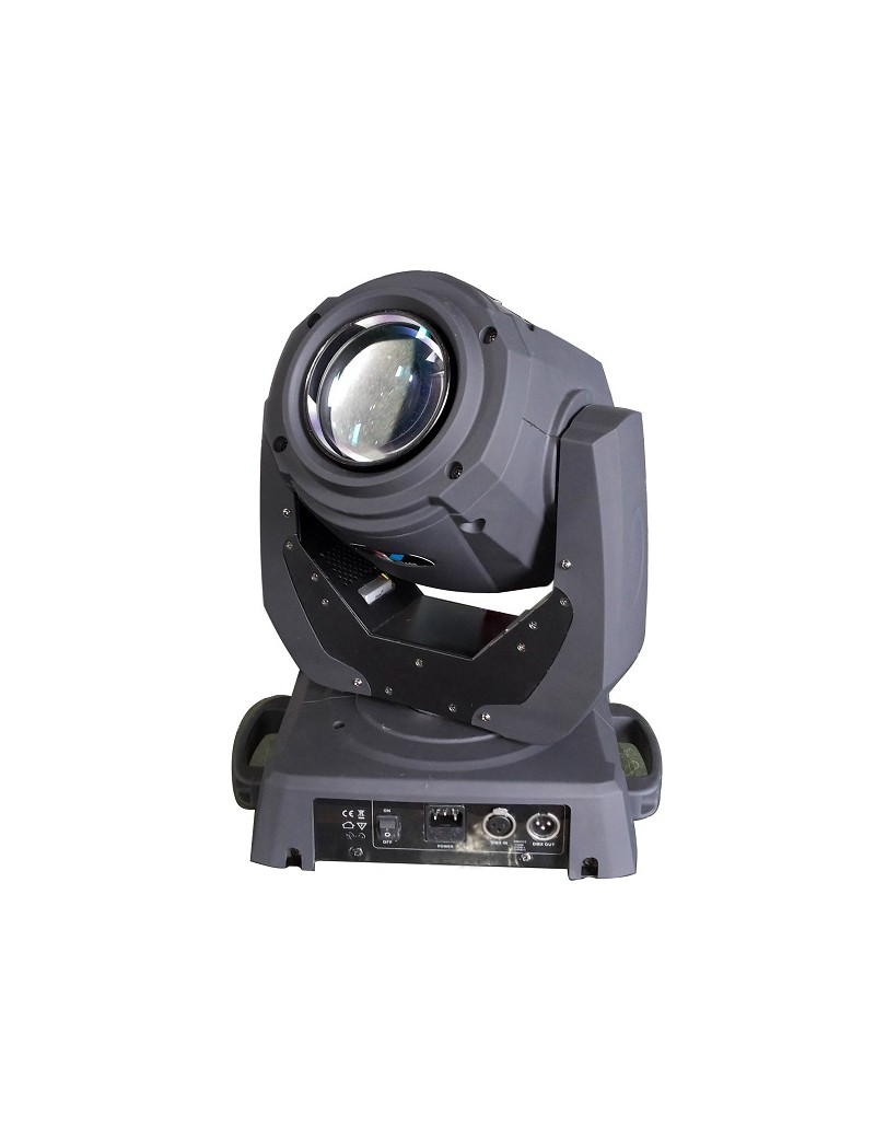 2r moving head 360*, pan/tilt no limit