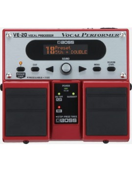 VE-20 VOCAL PROCESSOR