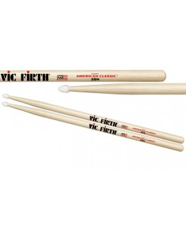 VIC FIRTH 5B PUNTA NYLON
