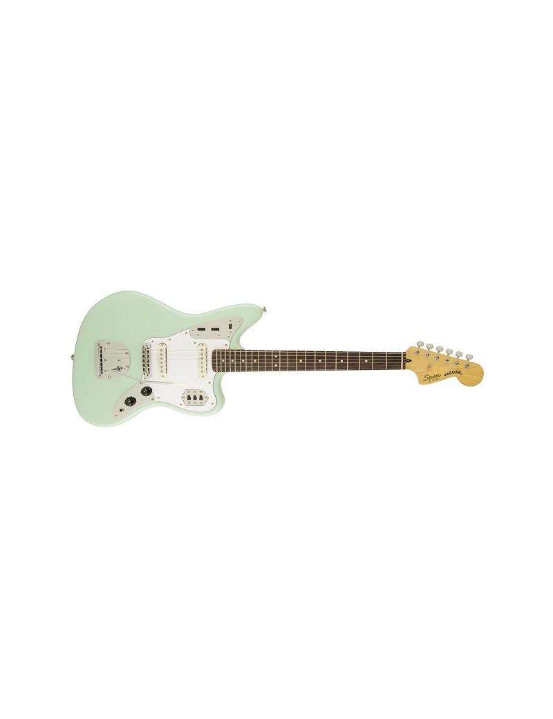 Vintage Modified Jaguar®, Rosewood Fingerboard, Surf Green