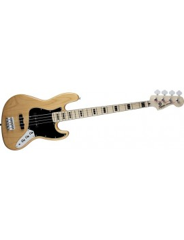 Vintage Modified Jazz Bass \'70s, Maple Fingerboard, Natural
