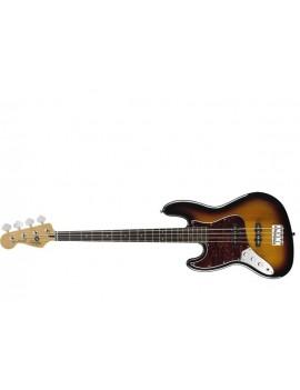 Vintage Modified Jazz Bass® Left-Handed, Rosewood Fingerboard,3-Color Sunburst