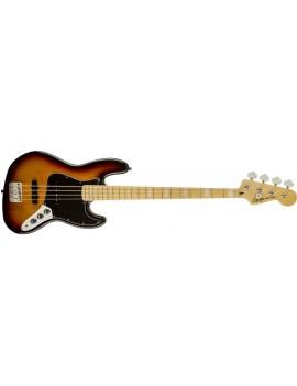 Vintage Modified Jazz Bass® '77, Maple Fingerboard, 3-Color Sunburst