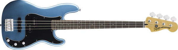 Vintage Modified Precision Bass® PJ, Rosewood Fingerboard, LakePlacid Blue