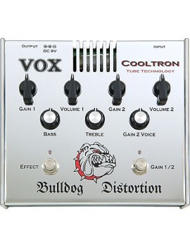 VOX BULLDOG DISTORTION CT-01DS