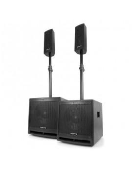 VX1000BT 2+2 Active Speaker Kit