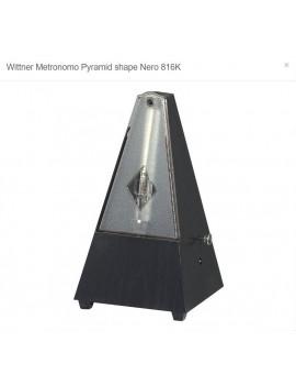 WITTNER METRONOMO PYRAMID SHAPE Nero 816K