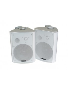 AZ0025 2-way loudspeaker set 120W - WHITE COPPIA
