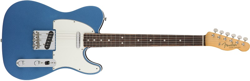 AMERICAN ORIGINAL \'60S TELECASTER Lake Placid Blue