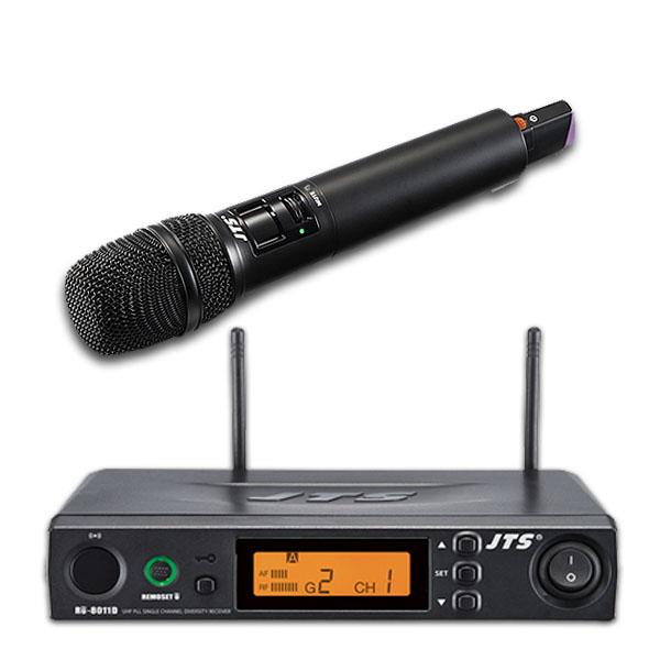 JTS RU-8011D con RU-850TH