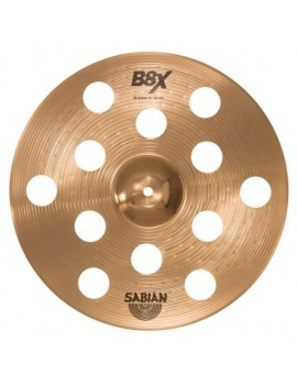 SABIAN PIATTO B8X 41800X O-ZONE CRASH 18