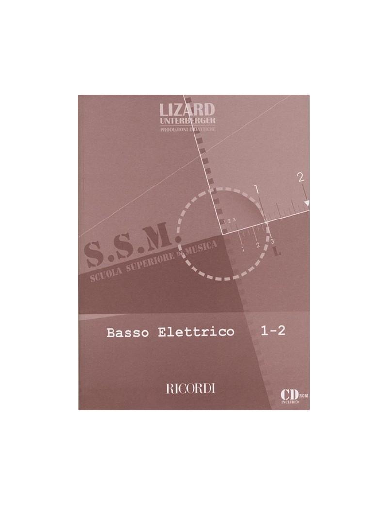 Basso Elettrico - Vol. 1-2 Di Giannetti MLR 00072900
