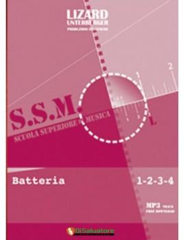 Batteria Scuola Superiore di MusicaDi Stefano Carrara