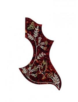 battipenna per chitarra acustica modello colibri\', autoadesiva