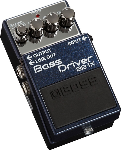 BB1X Bass Driver