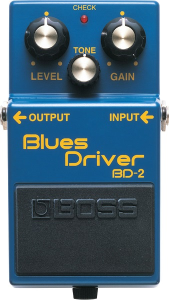 BD-2 BLUES DRIVER OVERDRIVE