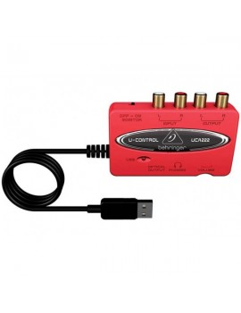 Behringer iterfaccia USB UCA222
