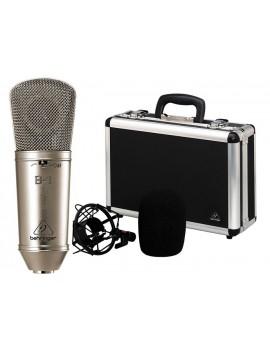 Behringer microfono a condensatore B1 con custodia e sospensione