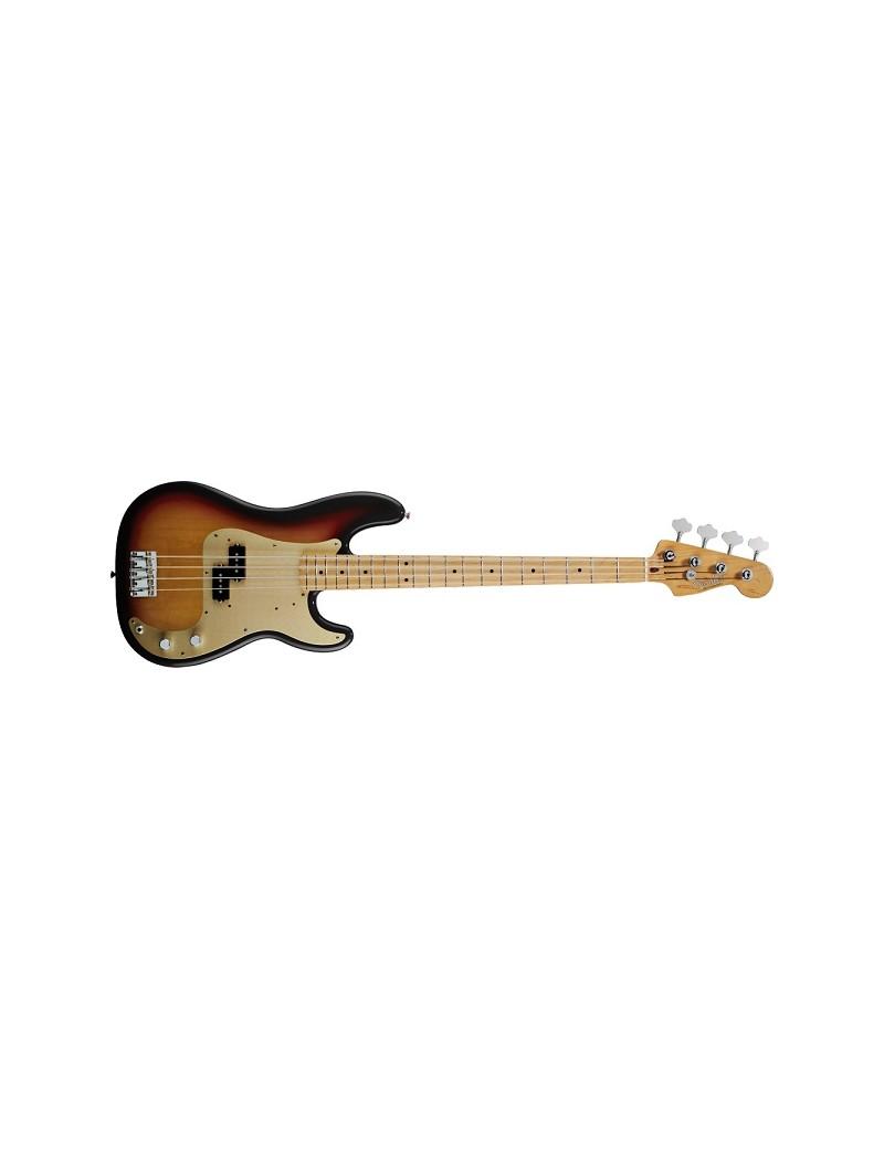 50s Precision Bass® Maple Fingerboard, 2-Color Sunburst