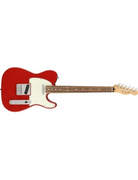 Player Telecaster Pau Ferro Fingerboard, Sonic Red