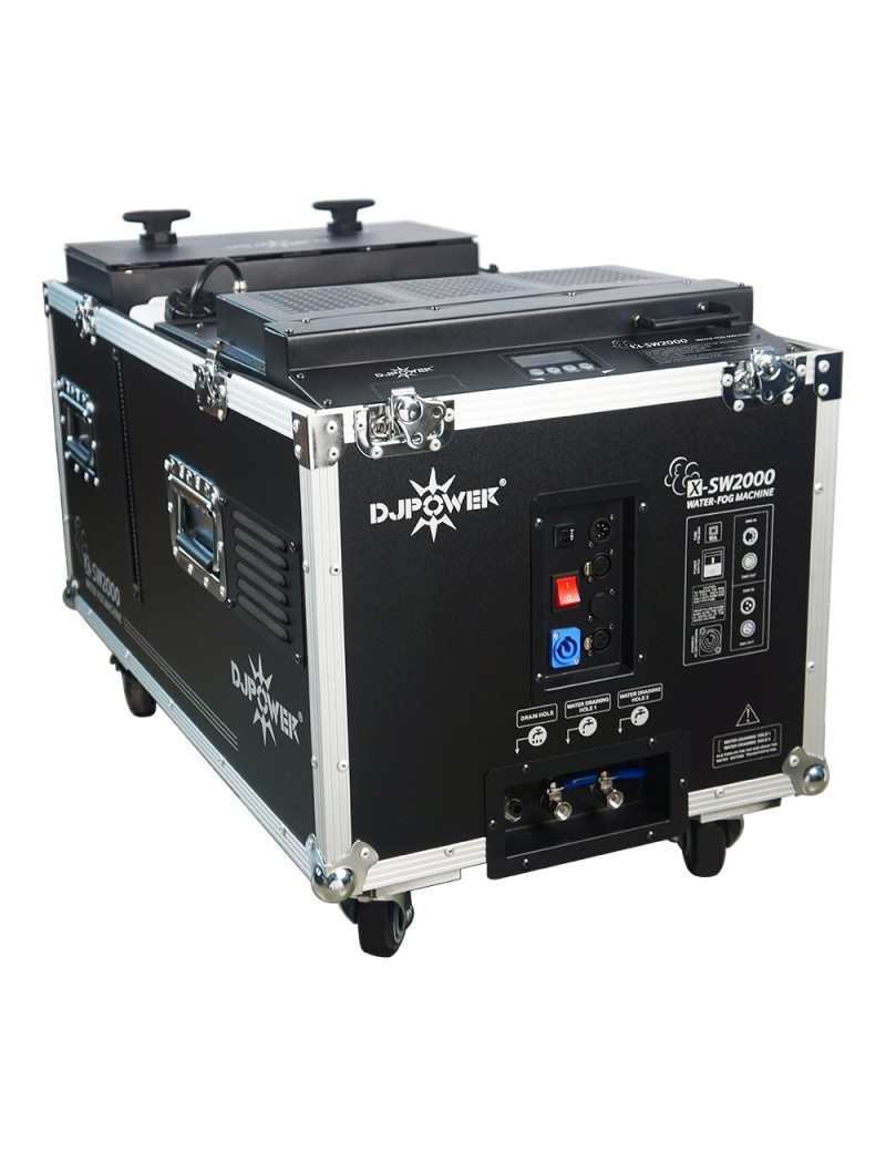 X-SW2000 - Low Fog Machine