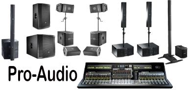 Strumenti Musicali - Pro Audio