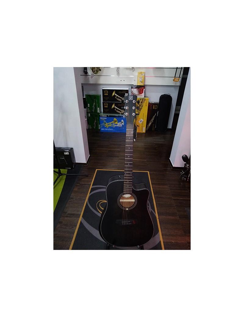 GHM-1 clip per montaggio Q4 su paletta chitarra/basso
