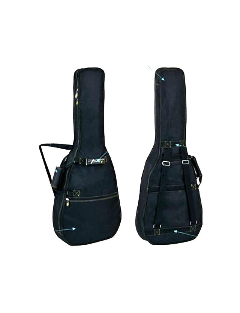GEWApure Chitarra acustica VGS D-10 Nero