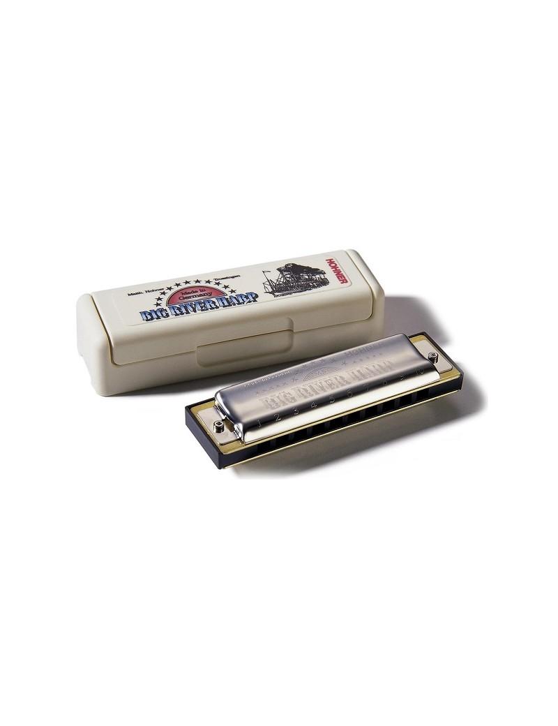 HOHNER CROSS HARP DO 565/20 MS
