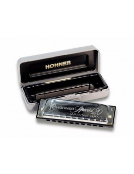 "HOHNER RICHTER ""SPECIAL"" ALABAMA BLUES DO 502/20"